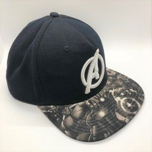 Marvel Avengers Assemble Hat